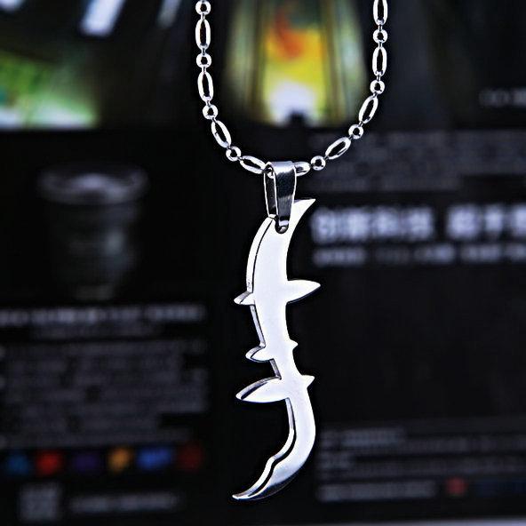 Heroes Hiro Helix Godsend Steel Necklace Chain 1 Prop Replica